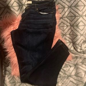 Maurices Skinny Jeans Size 16